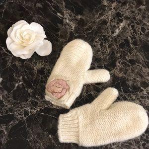 H&M Cute White Gloves